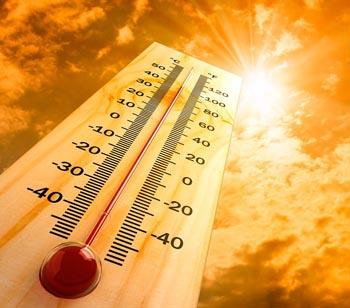 МЧС предупреждает астраханцев о сильнейшей жаре