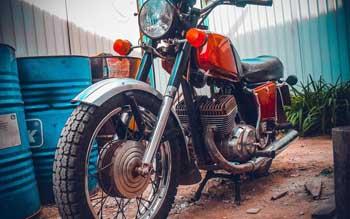 Астраханский сельчанин накатал себе срок на мотоцикле