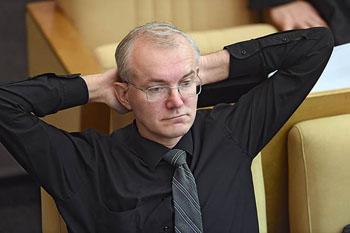 Шеин выдвинул свою кандидатуру на выборах губернатора Астраханской области
