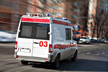 В Астрахани неизвестные похитили тело умершего из машины скорой