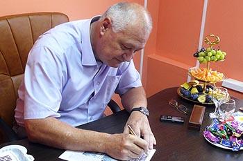 Экс-глава Икрянинского района А. Блинков отделался условным сроком