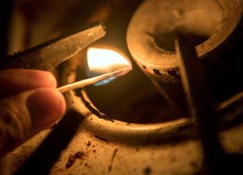 В Астрахани и области завтра отключат газ