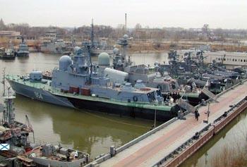 США пытались «запереть» Каспийскую флотилию в Астрахани