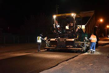 В Астрахани ремонтируют дорогу в Янго-аул и другие направления