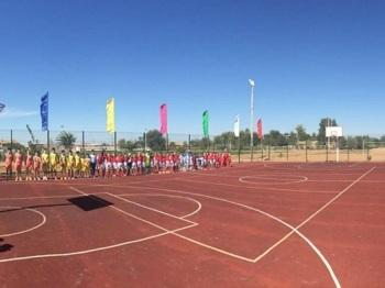 В астраханских сельских школах откроют новые спортплощадки