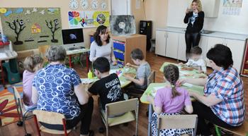 Где в Астрахани ставят на ноги и учат говорить «особенных» детей