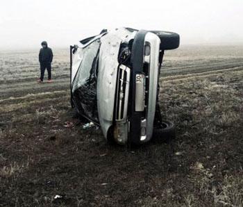 В ДТП под Астраханью погибла женщина