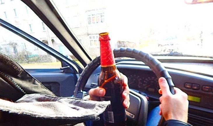 Астраханец ответит за привычку садиться за руль «под мухой»