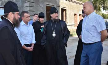 Новый храм в Астрахани вместит более тысячи прихожан