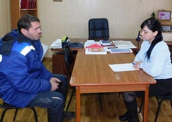 В Черноярском районе востребована выездная работа психолога