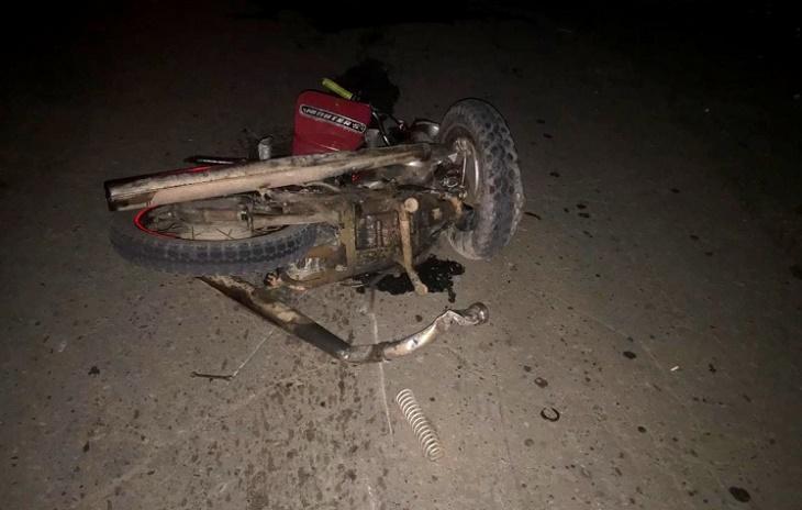 Под Астраханью в ДТП разбился мотоциклист