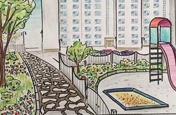 План «Городской среды» в Астраханской области: 40 дворовых и 16 общественных территорий. Список!