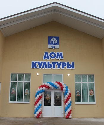 Селу Фунтово вернули Дом культуры