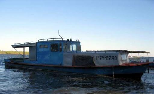 Под Астраханью ищут пассажиров утонувшего катера