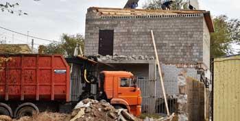 В Астрахани определили под снос десятки самостроев