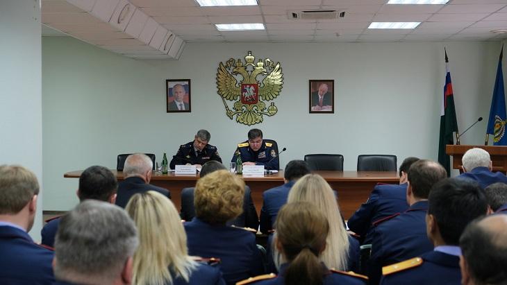 В Астраханской области возросло число тяжких и особо тяжких преступлений