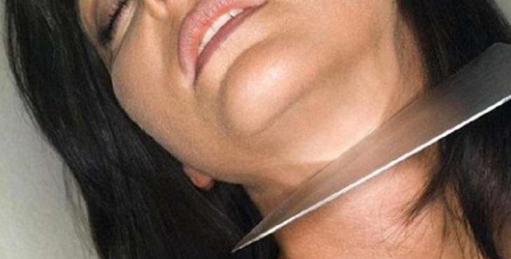 Астраханец угрожал убийством взрослой падчерице