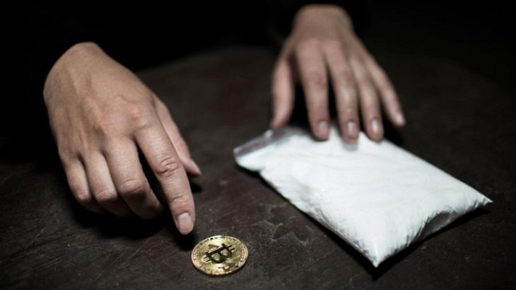 Астраханские наркодилеры перешли на криптовалюту