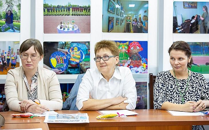 На площадке «Медиасоциум» состоялась встреча с представителями астраханских СМИ