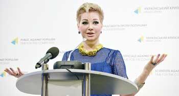 Минюст России потребовал закрыть благотворительный фонд Максаковой