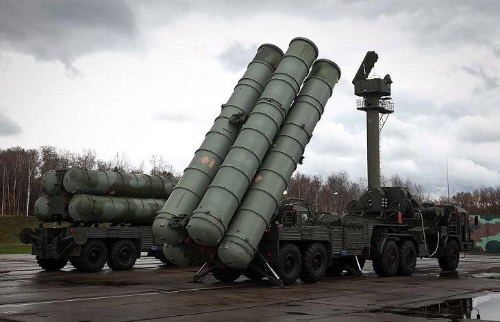 Минобороны приняло новый полк С-400 под Астраханью