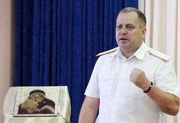 В астраханском казачьем кадетском корпусе сменился директор