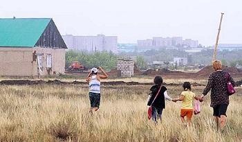 Неиспользуемые дачи в Астрахани власть раздаёт многодетным семьям