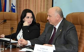 Глава Астрахани отчиталась о результатах деятельности за 2018 год