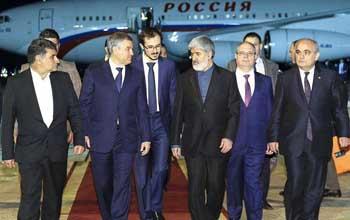 Парламентская делегация России посетила Исламскую Республику Иран