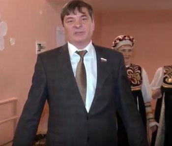 В губернаторы Астраханской области выдвинулся Андрей Иванцов