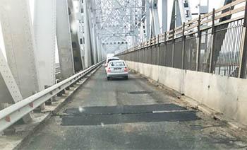 Движение на Старом мосту восстановлено