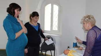 В Астраханской епархии открылся кабинет поддержки будущих матерей