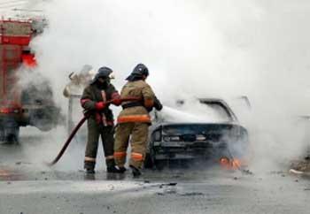 В Астраханской области курильщики за истекшие сутки спалили квартиру и автомобиль