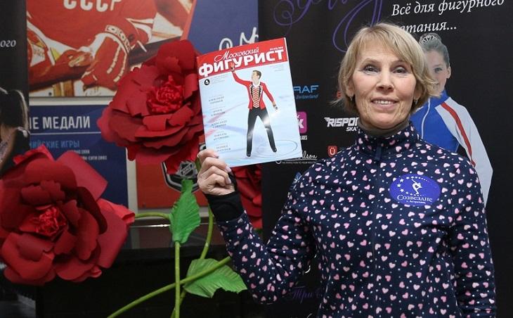 О фигурном катании в Астрахани: интервью с президентом региональной федерации Анной Клюшиной