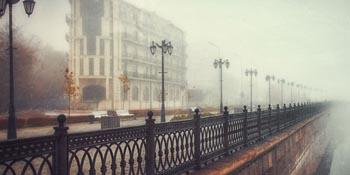 В Астрахани объявлены опасные неблагоприятные метеорологические условия