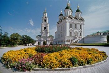 Какая погода будет в Астрахани в Пасхальную неделю