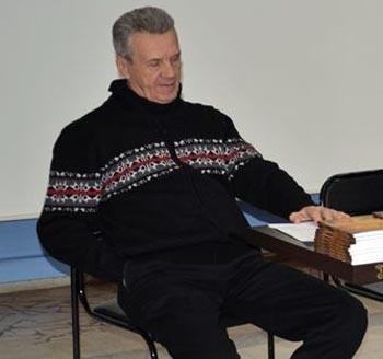 «Поехали! В Астрахань»: интервью с Юрием Никитиным, соорганизатором X Всероссийского литературного фестиваля