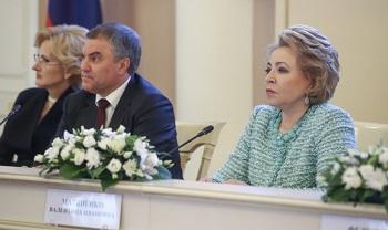 Президиум Совета законодателей РФ поддержал инициативу астраханских парламентариев о создании медвытрезвителей