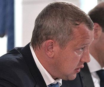 Врио губернатора Астраханской области Сергей Морозов отправлен в отставку