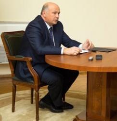 Глава министерства промышленности Астраханской области Радик Харисов зарабатывает лучше всех
