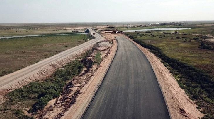 Стали известны сроки ремонта трассы «Атырау – Астрахань»