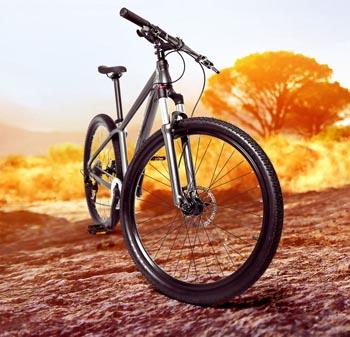 У астраханца похитили эксклюзивный велосипед