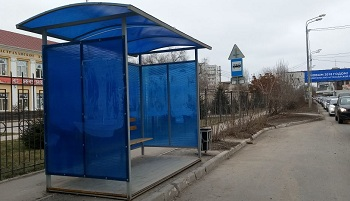 В Астрахани построят 40 новых остановок
