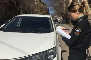 Астраханский гонщик оплатил 199 штрафов. Приставы пошли на принцип