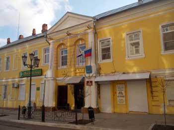 Астраханскую Городскую Думу эвакуировали из-за сообщения о бомбе в соседнем кафе