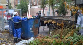 В Астраханской области замеряют отходы
