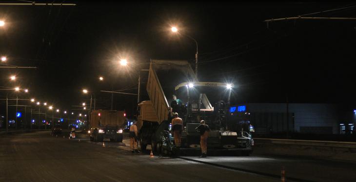 В Астрахани поменяют асфальт на восьми улицах