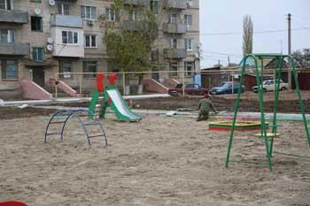 Александр Жилкин не принял володарские объекты программы «Формирование городской комфортной среды»