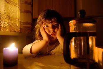 Сегодня в четырёх районах Астрахани отключат свет
