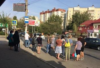 Транспортное обслуживание мкр. Бабаевского на контроле администрации Астрахани